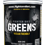 Fighter Diet Greens!