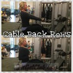 Fit Gal's Weekly Favorite Exercise: Cable Back Rows