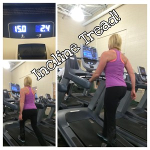 weekly fave incline tread