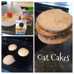 A New Favorite: Post-Workout Oat Cakes!