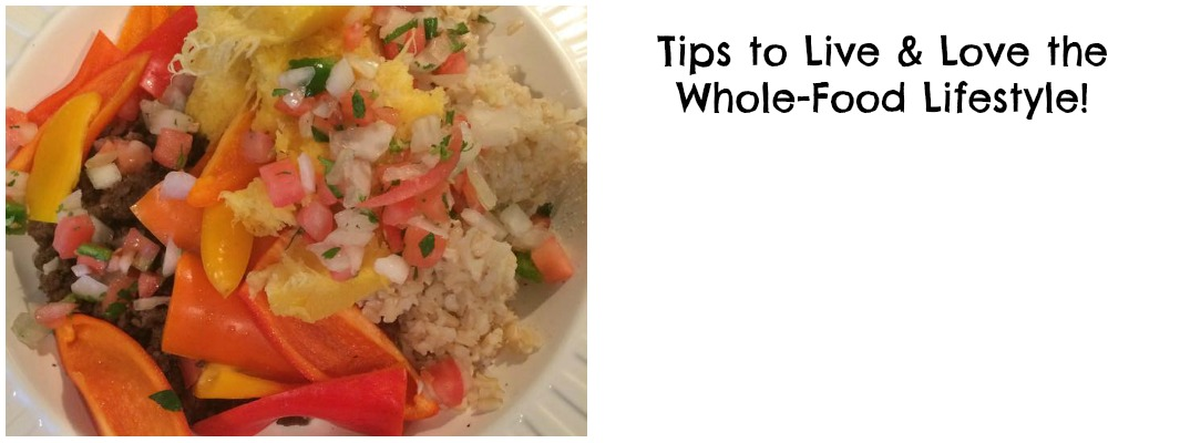 whole food tips