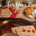 Strategies for Working Your Plan at a Party…Year Round!