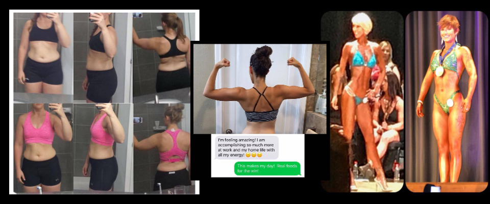 Client Testimonials and Progress Pictures
