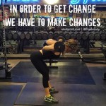Make Change to get Changes!