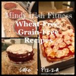 Mindy Irish Fitness Wheat-Free, Grain-Free Chocolate Cake Recipe
